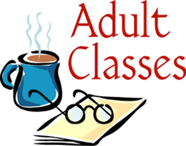 Adult Day & Evening Classes