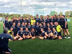Chloe Monahan one of Dublin U17 Champions!