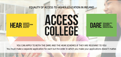 DCU DARE & HEAR access programmes