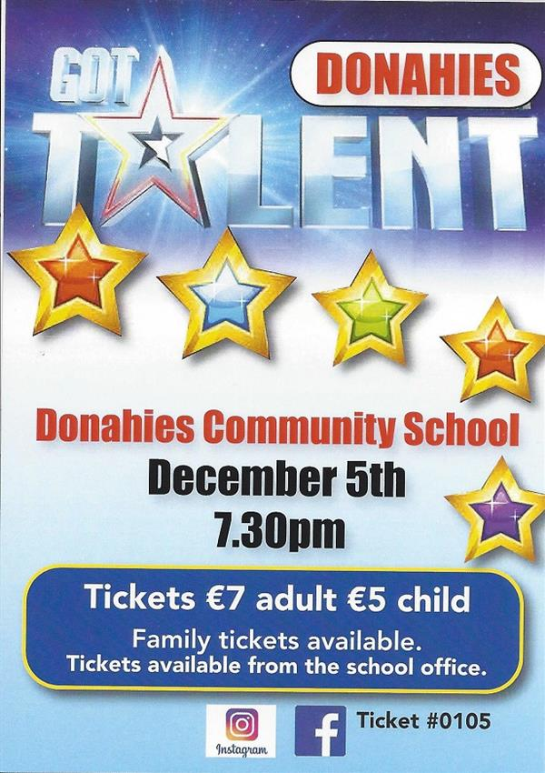 Donahies Got Talent