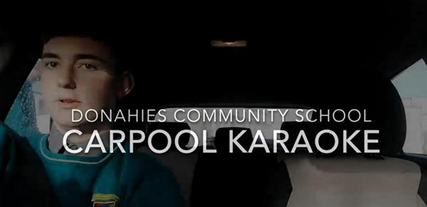 DonahiesCS Carpool Karaoke