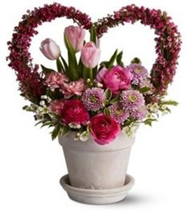 Valentine Flower Arranging Class