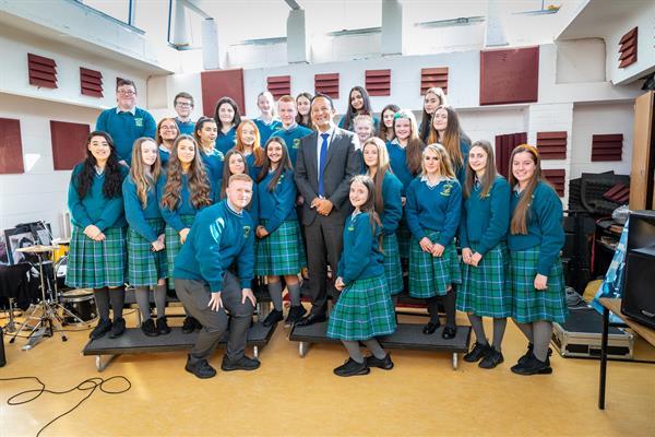 Taoiseach visits Donahies