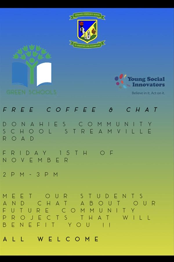 Green Schools/YSI Parent/Community Event