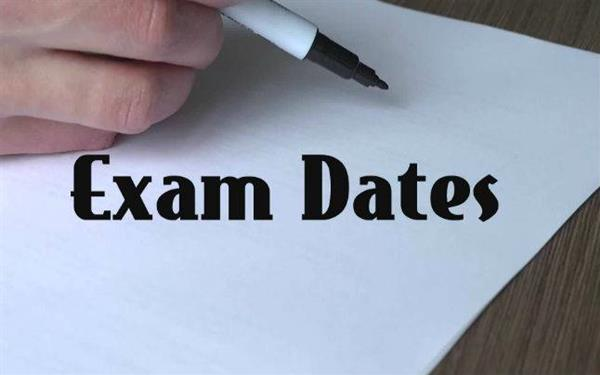 Leaving & Junior Cert Exam Timetables 2019