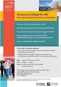 College Awareness Talk