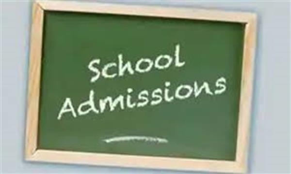 Admissions Closed!
