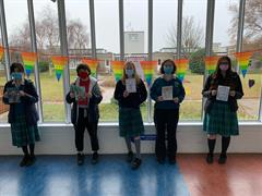 Christmas Card Competition Winners!